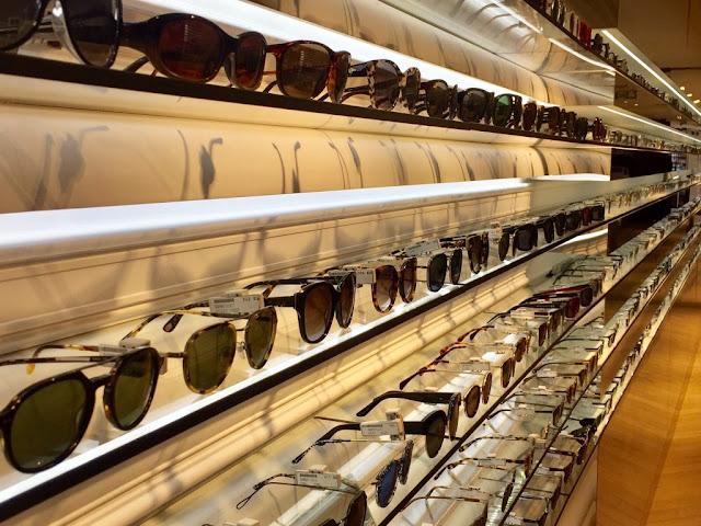 Onde comprar óculos de sol em Paris