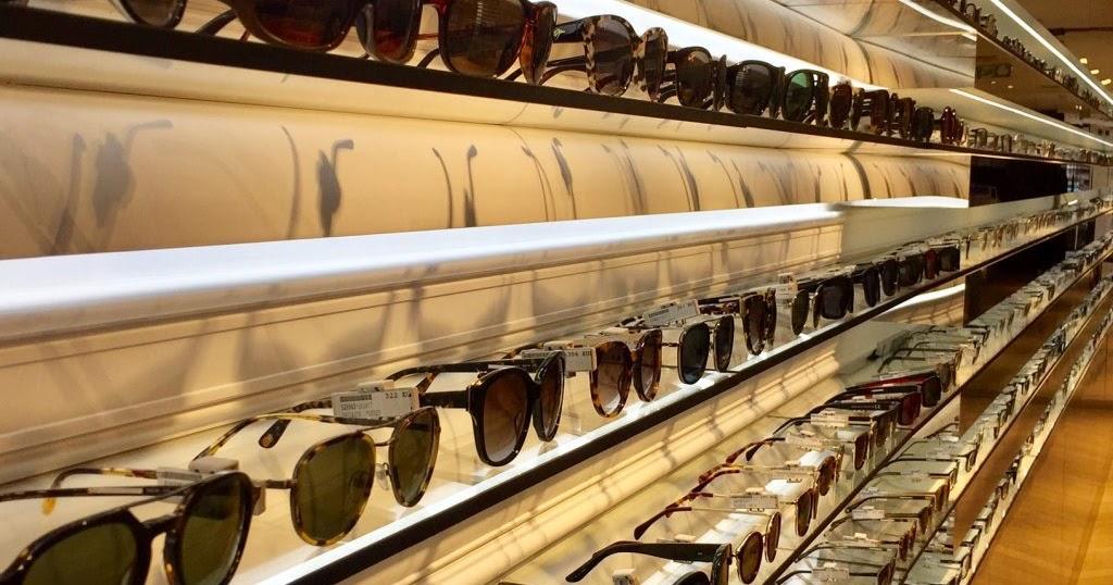 107fc3253d2e5 Onde comprar óculos de sol em Paris   Dicas de Paris e França