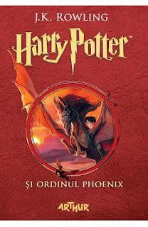 Cea mai noua carte Harry Potter cumpara aici