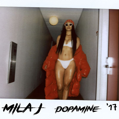 Mila J - Dopamine - Album Download, Itunes Cover, Official Cover, Album CD Cover Art, Tracklist