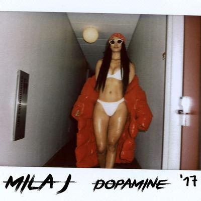 Mila J - Dopamine - Album Download, Itunes Cover, Official Cover, Album CD Cover Art, Tracklist