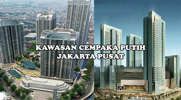 Apartemen di Kawasan Cempaka Putih Jakarta