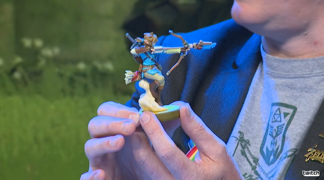 Archer Link amiibo The Legend of Zelda Nintendo
