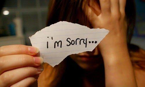 رسائل أعتذار للحبيب والزواج والاصدقاء