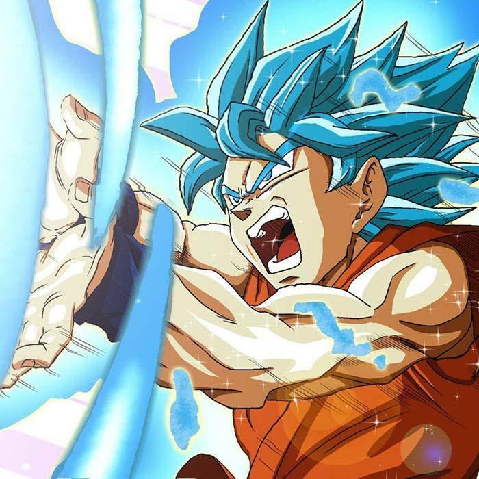 Goku SSJ Blue Wallpaper Engine   Download Wallpaper Engine ...