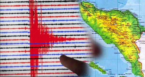 Sumatera diprediksi akan diguncang gempa dahsyat