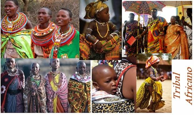 População da África