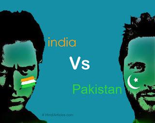 क्रिकेट मैच का आँखों देखा हाल