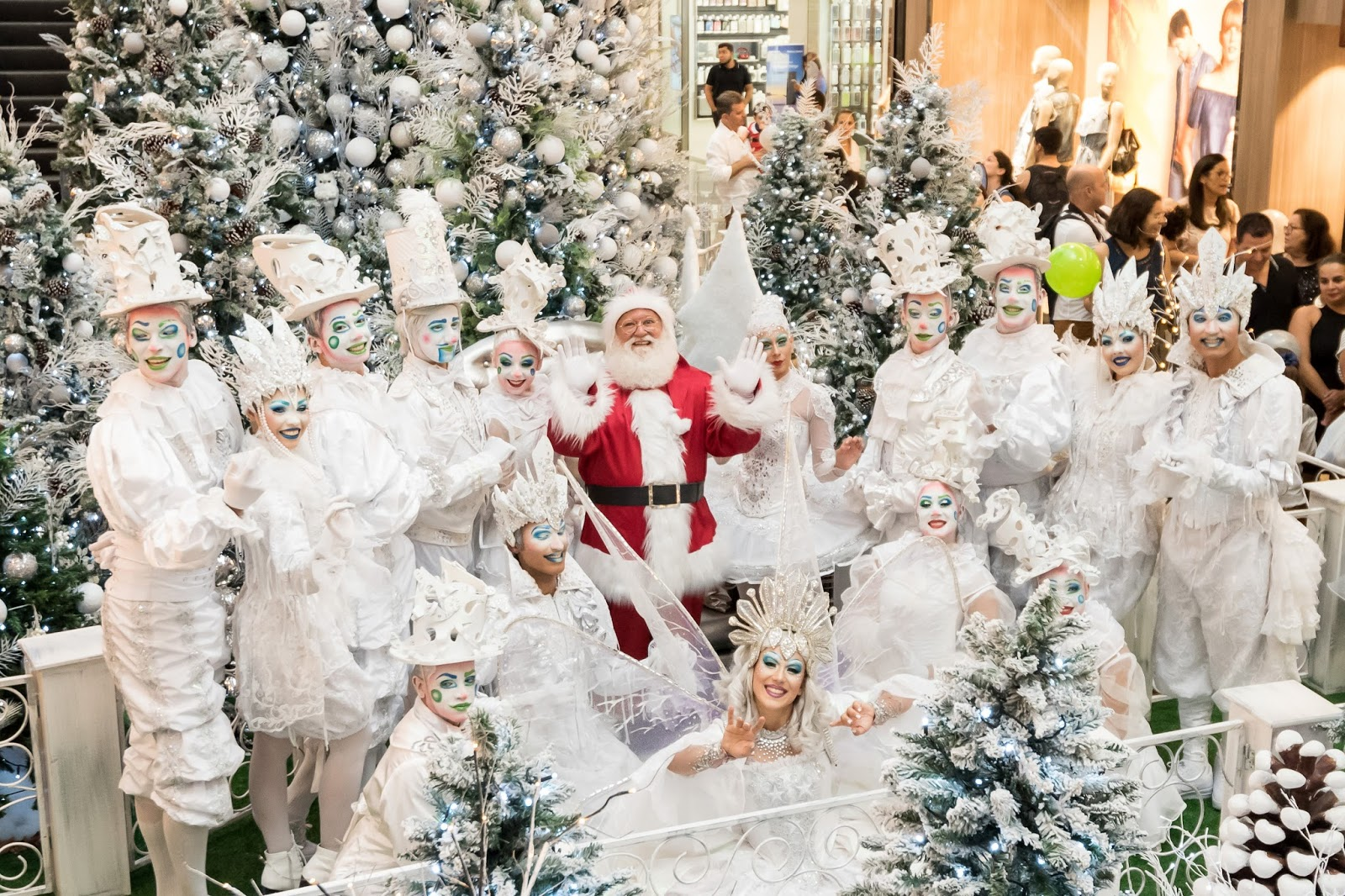 Tocata de Natal no Brasília Shopping