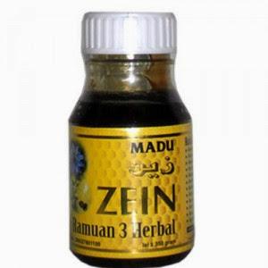 Jual Madu Zein Ramuan 3 Herbal - Alamiherbalsurabaya.blogspot.com