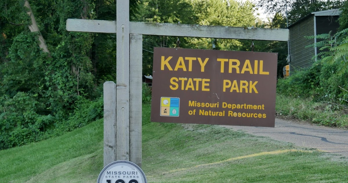 American Travel Journal Boonville - Katy Trail State Park