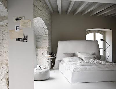 แบบห้องนอนโมเดิร์นโรแมนติก