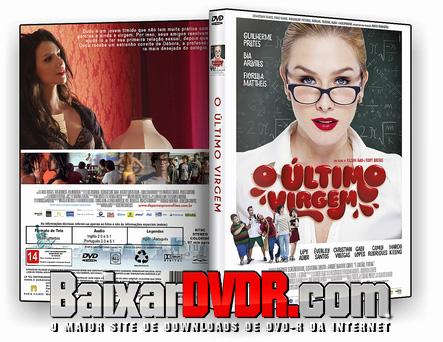 O Ultimo Virgem (2017) DVD-R Autorado