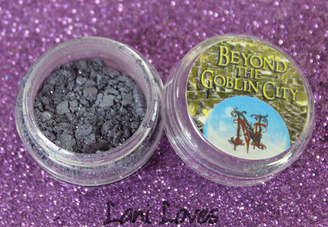 Notoriously Morbid Don't Defy Me eyeshadow swatches & review