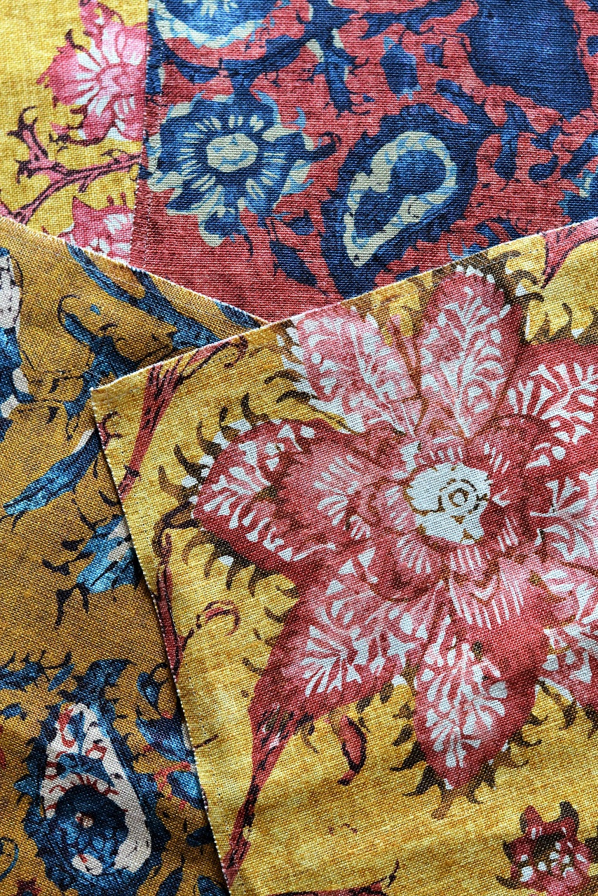 Lunch Latte Colourful Fabrics By Lisa Fine Textiles