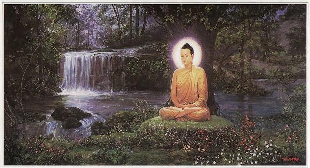 Đạo Phật Nguyên Thủy - Kinh Trung Bộ - Kinh Khu rừng