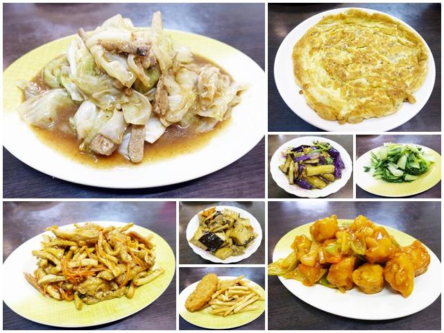 彌陀素食~樹林熱炒、快餐便當、飯、麵