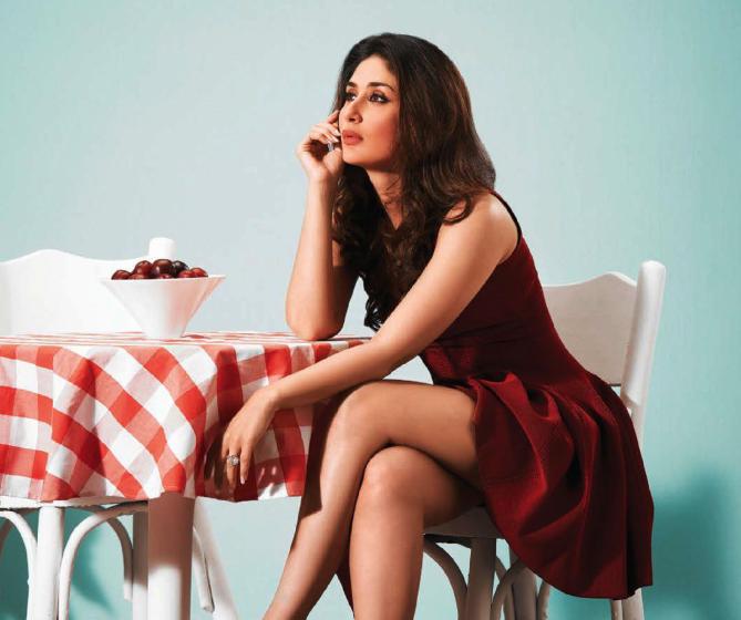 Trendy Gurl: Kareena Kapoor Hot Photos In Filmfare