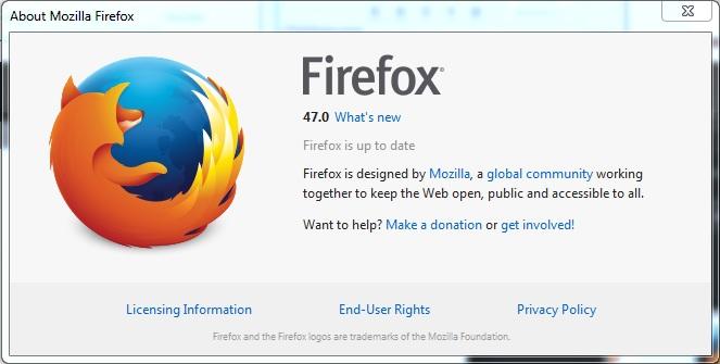 firefox 47.0.1