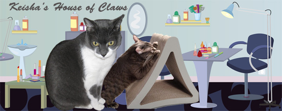 Keisha's House of Claws #ChewyInfluencer