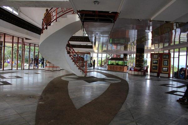 Wisata Menara Siger Lampung