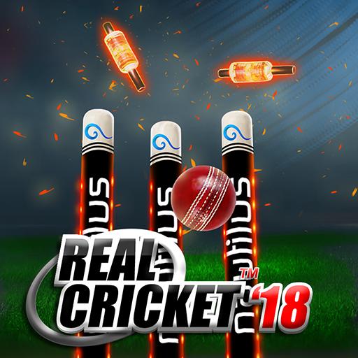 تحميل لعبه Real Cricket™ 18 مهكره وجاهزه اصدار 1.8