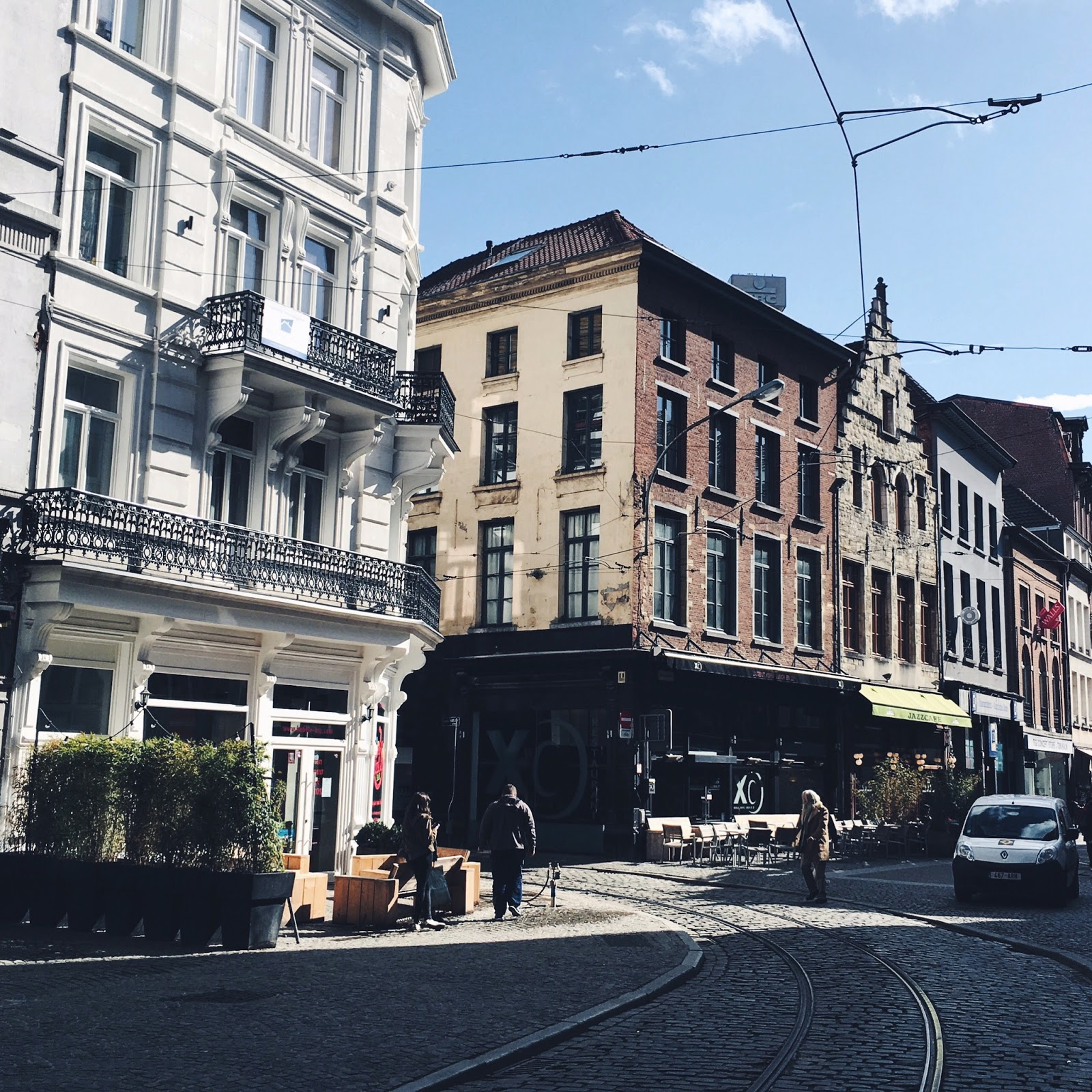 Antwerp travel diary