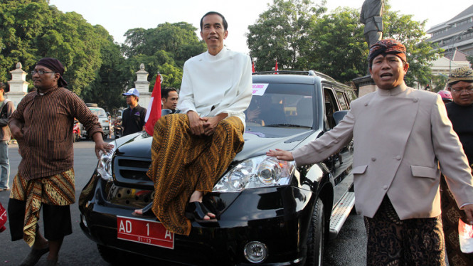 Golkar: Ulama Masih Dukung Jokowi