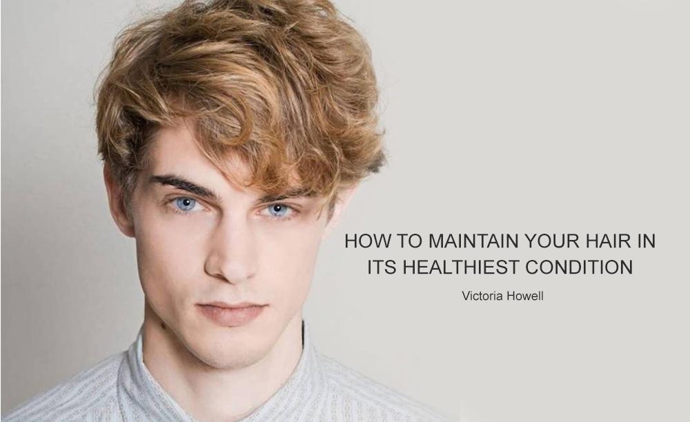 Maintain your Hair
