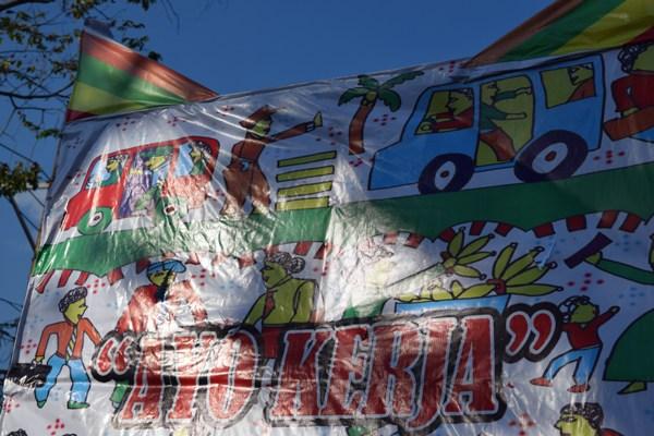 Karnaval keren di Indonesia