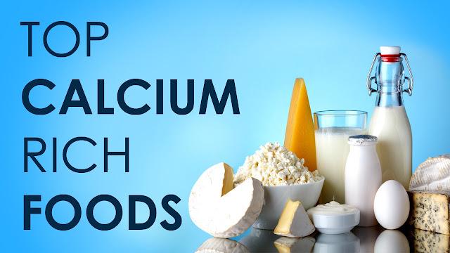 Makanan yang Mengandung Sumber Kalsium Tinggi