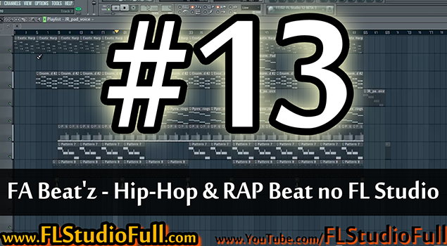 13 - Base de Rap | Beat de Hip-Hop [FA Beat'z]