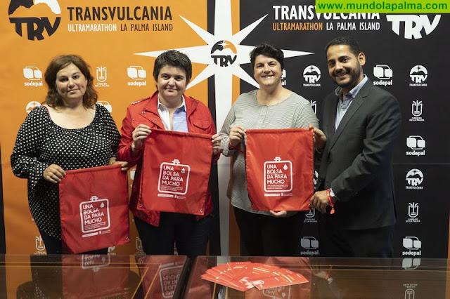Transvulcania Naviera Armas y el Instituto Canario de Hemodonación y Hemoterapia, renuevan su compromiso para fomentar la donación de sangre