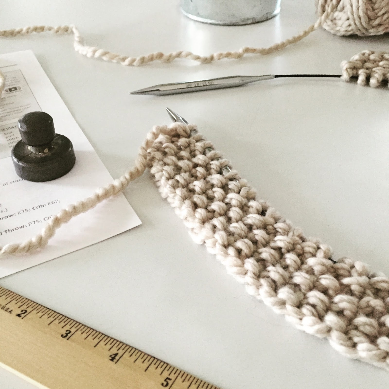 Fifty Four Ten Studio: Knitters Questions: Clean Edges ...