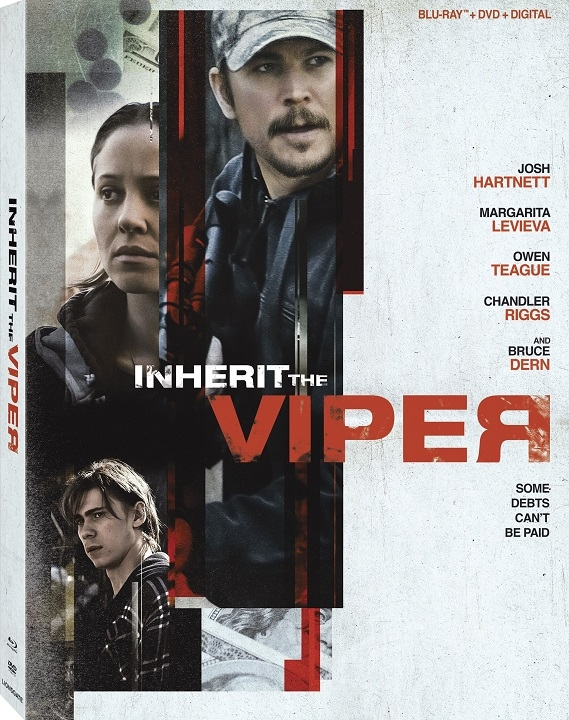 Inherit the Viper arrives on Blu-ray, Digital, and DVD March 10 (Lionsgate)