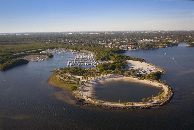 Playa Matheson Hammock en Miami