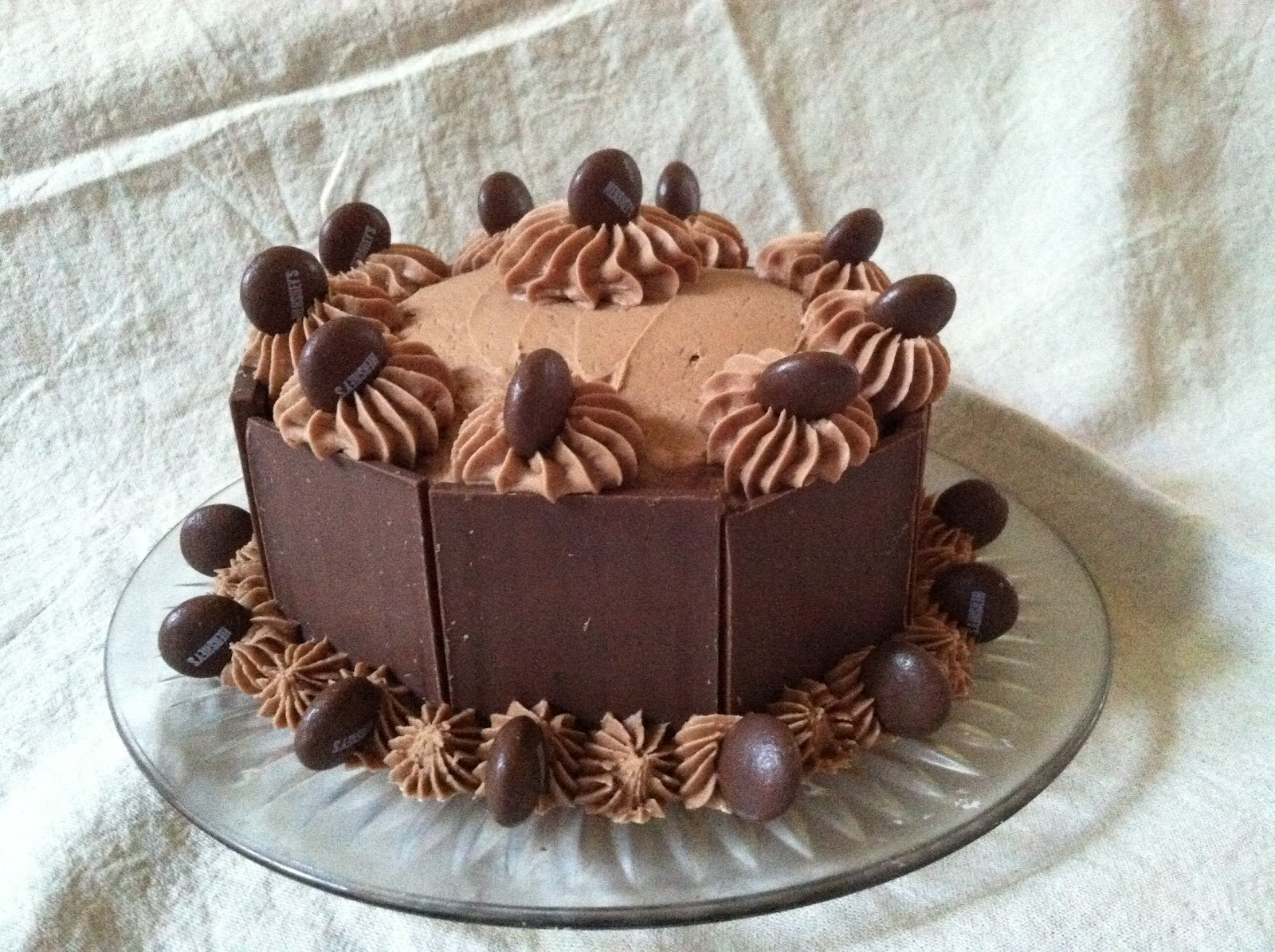 Julie Vision in the Kitchen: Ultimate Chocolate Cake ...