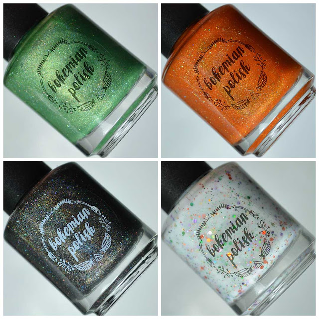 halloween nail polish collection