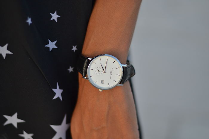orologio minimal chic