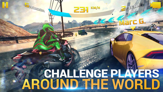 Asphalt 8 Airborne HD Wallpapers Free Download