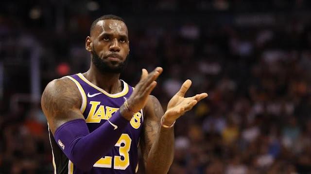Akhirnya, LeBron James Menang Bersama Lakers