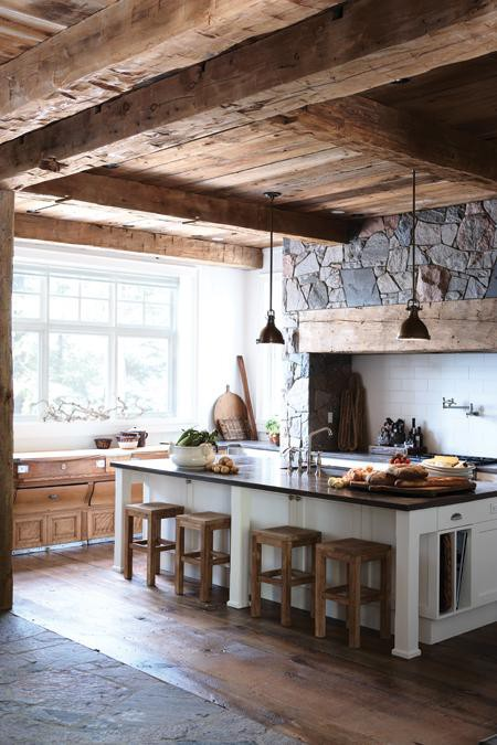 refresheddesigns.: the new modern rustic