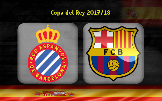 Espanyol vs Barcelona Full Match & Highlights 17 January 2018
