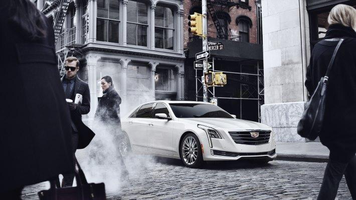 Wallpaper 2: 2016 Cadillac CT6