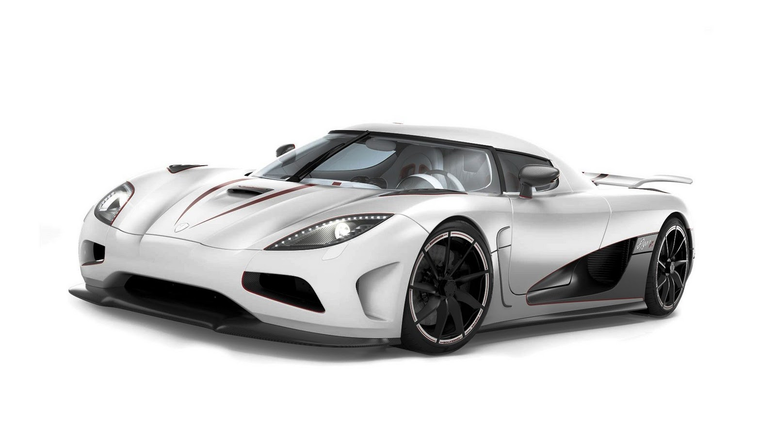 Full HD Exotic Car Wallpapers 2011 Koenigsegg Agera R