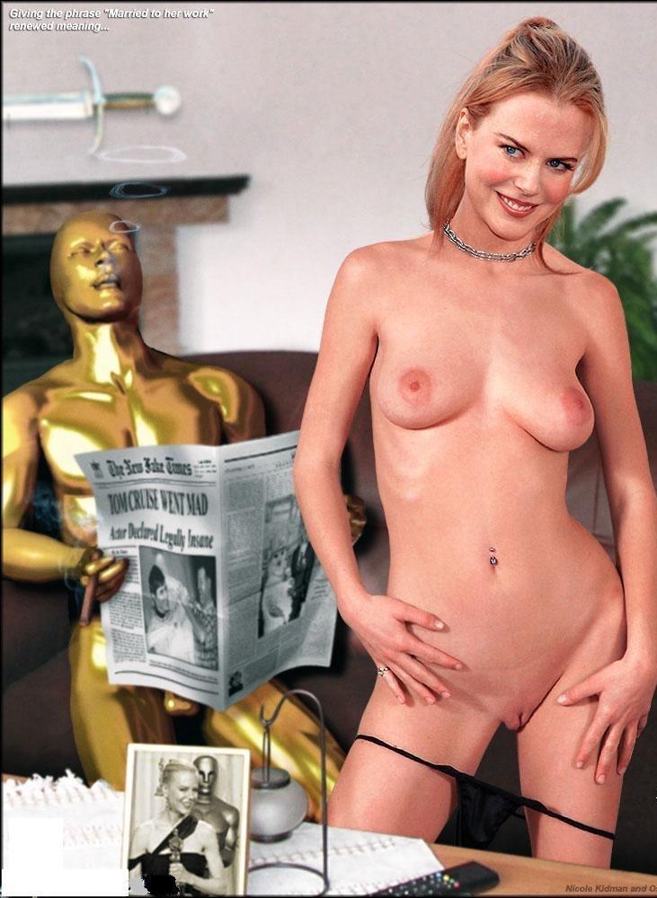 Nicole Kidman Nude Pic