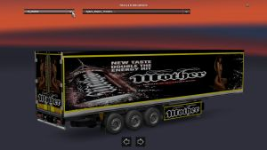 Energy Drink Trailers Pack by Ykut700
