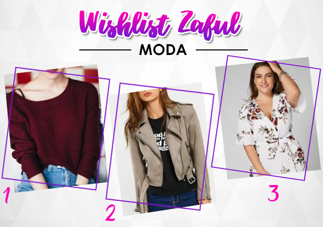 Wishlist Zaful Moda