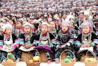 Grand song of the Dong people, ETHNIKKA blog for Human Cultural Knowledge