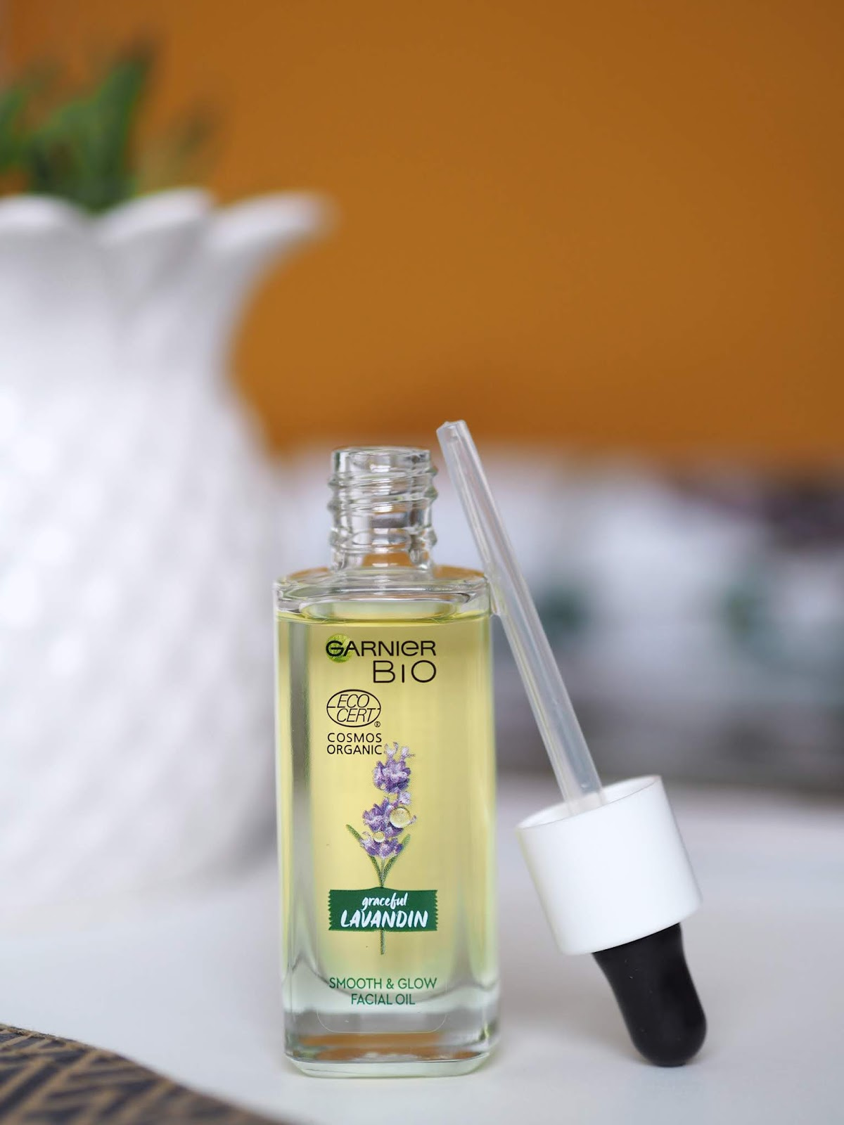 Garnier Bio Lavandin Smooth and Glow Facia Oil